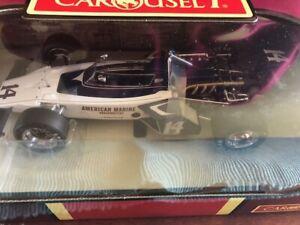b1/18 Carousel 1 1972 McLaren M16 Ontario 500 Roger McLuskey NEVER OPENED BOX