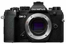 Olympus OM-D E-M5 Mark III Mirrorless Camera Body, Black #V207090BU000