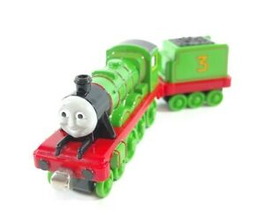 Thomas & Friends Take n Play Along Die Cast 2002 Henry + Tender Learning Curve