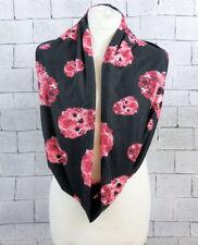 Écharpes et châles noir à motif Floral pour femme