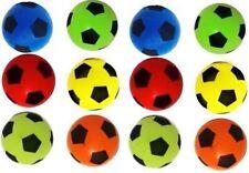 Brand New 3X Soft Foam Sponge Outdoor & Indoor Foot Ball random Colours