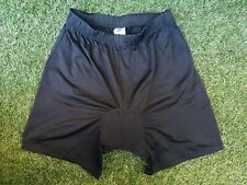 ALTURA BLACK CYCLING PADDED BIKE SHORTS ~ HARDLY WORN IN VGC ~ WOMENS SIZE XL