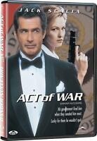 ACT OF WAR DVD Movie- Brand New & Sealed- Fast Ship! VG-A004789DV
