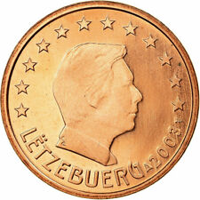 [#731328] Luxemburg, 5 Euro Cent, 2003, UNC-, Copper Plated Steel, KM:77