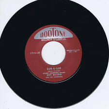 Mickey Champion & LE ROY MILTON Band-Bam-A-Lam/je suis une femme (Hot r&b jiver)