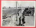 1944 British Check French Civilian Papers Normandy France Original News Photo