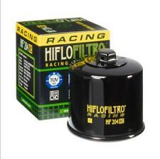 Filtre à huile racing Hiflo Filtro moto Triumph 675 Daytona 2005 à 2015 Neuf