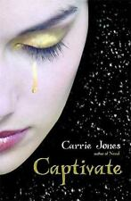 Captivate (Need) Jones, Carrie Hardcover