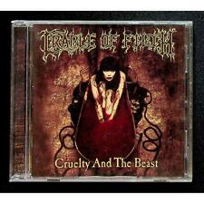 Cradle Of Filth - Cruelty And The Beast - Music For Nations - CDMFN 242 CD007057