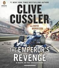 The Emperor's Revenge by Clive Cussler (CD-Audio, 2016)