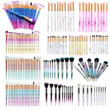 10/20pcs Make Up Brushes Eye Shadow Eyeliner Lip Powder Blending Makeup BlushSet
