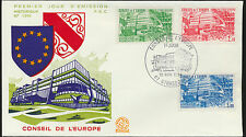 France  Europa First Day Cover Cacheted Unaddressed  LOT A159