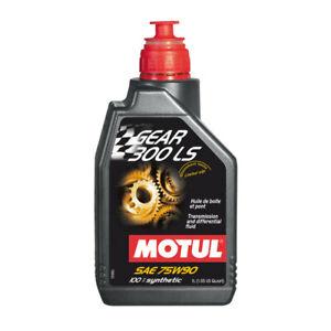 Huile pour Boite de Vitesses Motul  Gear 300 LS 75W90 1L
