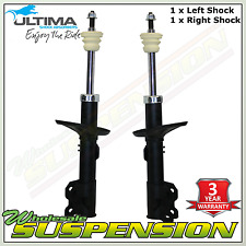 HOLDEN BARINA TK 12/05-ON FRONT NITRO GAS ULTIMA STRUTS (PAIR)
