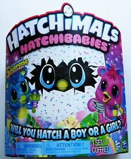 Hatchimals Hatchibabies Hatchibaby Electronic Toy Egg New in Box Full Size