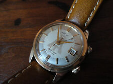 Rare Vintage Angelus Alarm Watch from The 1950's - DATALARM 21 Jewels