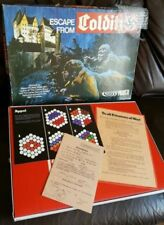 2 players Vintage Board & Traditional Games Escape from Colditz