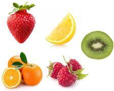 5x Pegatina adesivi adhesivo sticker coccion autoadhesiva habitacion fruta