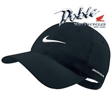 Nero Nuovo 2017 Genuine Honda con logo Nike Swoosh Golf Cappellino Da Baseball Golf RANGE