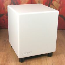 BK Gemini II Subwoofer in White