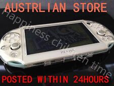 Crystal Transparent Hard Case Cover Shell For Sony PlayStation Vita PSV 2000