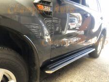 Dual Cab Ford Ranger Mazda BT-50 BT50 Side Steps 2012-2020+ (S5)