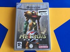 METROID PRIME - GAMECUBE - Wii Compatible