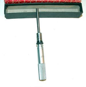 Starrett Micrometer Heads 63L with bo