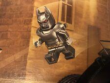 Lego batman minifigure Split from set 76110 DC Comics Super Heroes