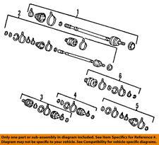 4950025500 Hyundai Joint assycv lh 4950025500