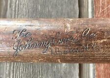 The Johnny Evers Co., Albany N.Y. Joseph P Kren 200P Playground Baseball Bat 33""