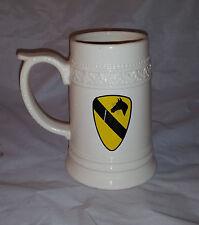 New listing Vintage Ceramic Us Army Cavalry Logo Mug