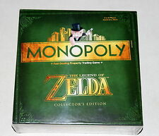 monopoly zelda collector's edition - US - Neuf / new