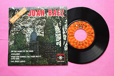 EP 45T / Joan Baez / Folk Songs / On The Banks Of The Ohio / VREX 65038 / EX
