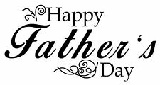 Father's Day - Perfect Gift For Happy Father's Day Self Inking Rubber Stamp 9013