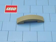 LEGO 93273 4x1 Verde Oliva pendenza CURVO X 2 NUOVO