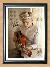 Niall Horan One Direction Signed Autographed Music A4 Print Poster Photo Picture