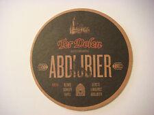 Beer Coaster ~ Kasteel Brouwerij Ter Dolen Badijbier Blond ~ Houthalen-Helchten