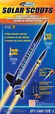 Estes Flying Model Rocket Starter Kit Solar Scouts  1475