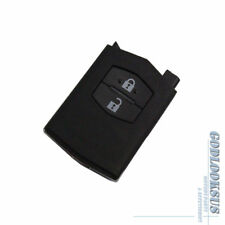 Keyless Folding Flip Remote Key Case Shell Cover Fob 2 Button For MAZDA 3 5 6