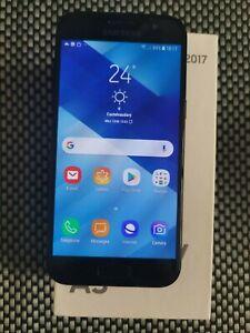 Smartphone Samsung Galaxy A3 2017 SM-A320FL - 16 Go - Noir - Débloqué