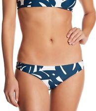 NEW MIKOH 'Zuma' Classic Bikini Bottoms Size M Medium Polynesia Print $90