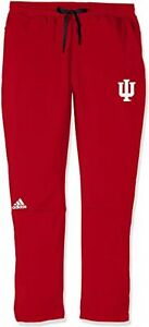 Adidas NCAA Men's Indiana Hoosiers Sideline Warm Up Pants