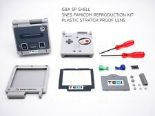 SNES FAMICOM for Nintendo Game Boy Advance SP GBA Case Casing Shell Housing Tool