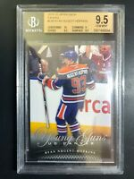 2011-12 Upper Deck Ryan Nugent-Hopkins Young Guns Canvas Rookie BGS 9.5
