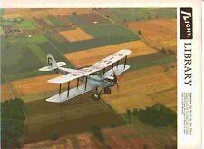De Havilland DH51S . Flight Colour 86. High Resolution TIFF file Download