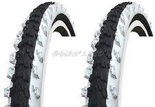 2x Kenda 24 Zoll Reifen schwarz/weiß K-829 24x1,95 (50-507) Fahrrad MTB Decke