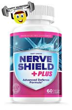 NERVE SHIELD PLUS Advanced Defense Formula 60ct Lower Blood Pressure