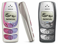 Nokia 2300 with Nokia Battery and Compatible Charger-6 Months Warranty
