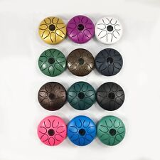 SALE! 3'' Mini steel Tongue drum chakra 7 notes FREE SHIPPING for christmas gift